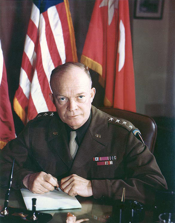 Six Famous Military Presidents