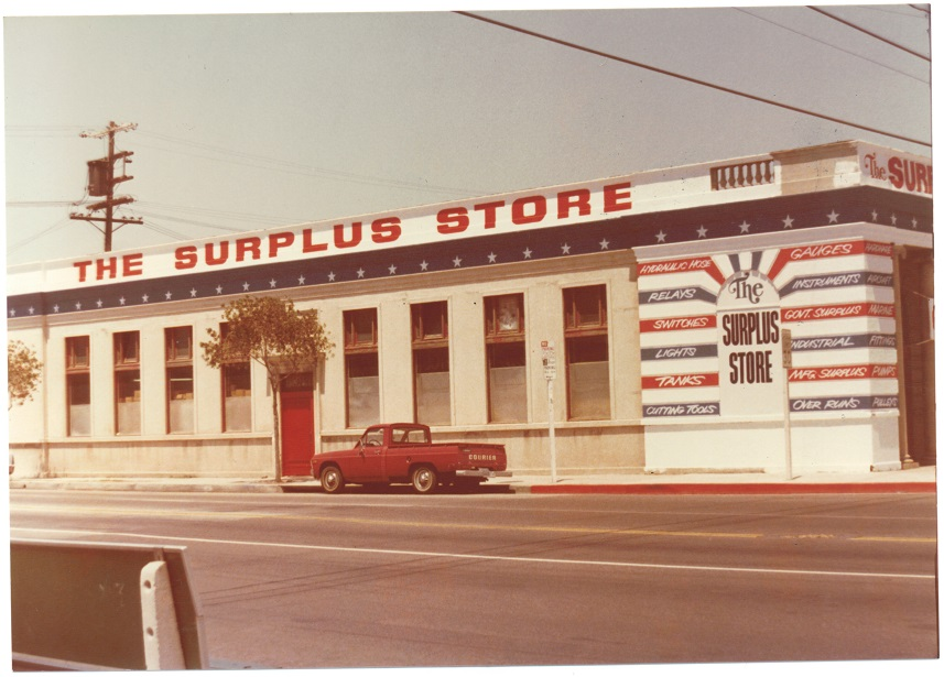 The Surplus Store
