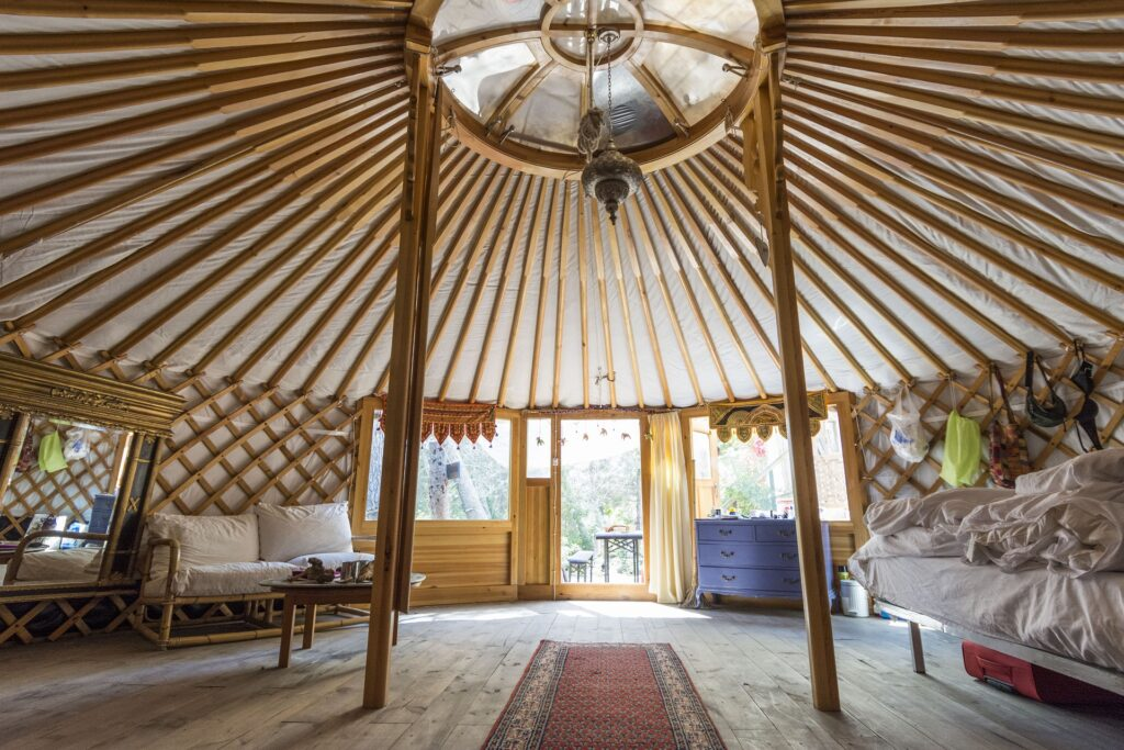 What is a yurt 2